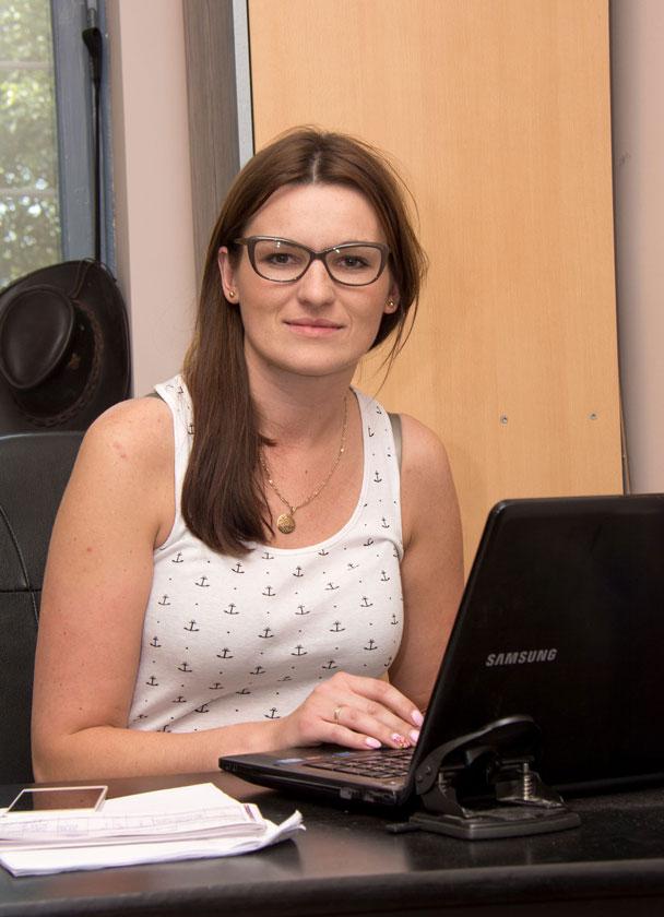 Dominika Konka - Менеджер по производству