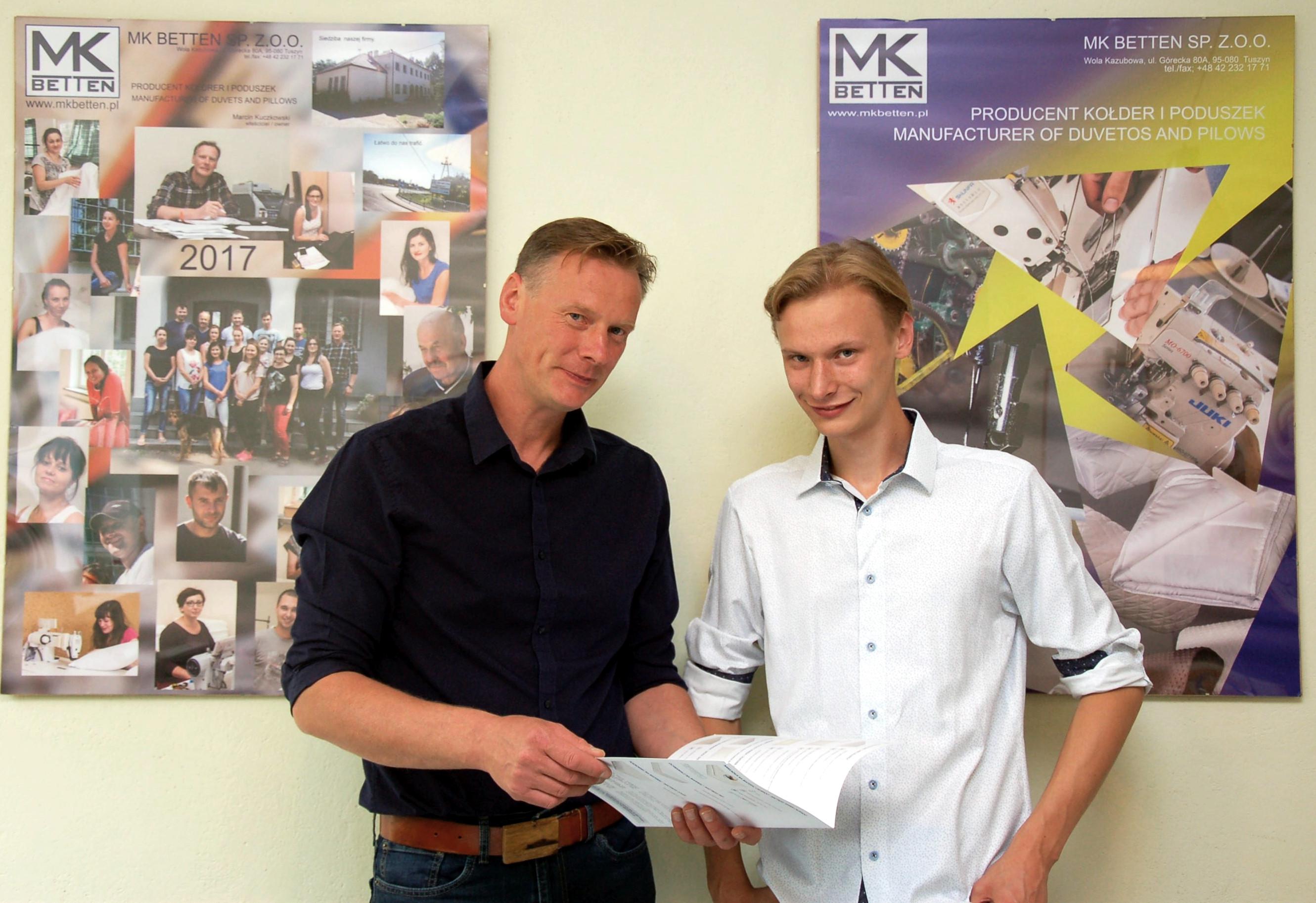 Marcin i Adam Kuczkowscy - właściciele